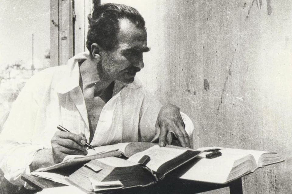 Nikos Kazantzakis on Life, Death and the meaning of it all